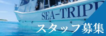 SEA-TRIPスタッフ募集