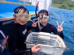 はじめての体験ダイビング(っ`•ω•´c)