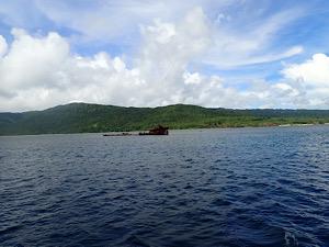 西表島ダイビング〜!