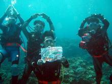 石垣島 ダイビング 素晴らしき友に囲まれて・・・