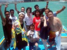 石垣島ダイビング 記念ダイビング