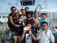 石垣島で良く笑い!良く食べ!良く遊ぶ!!