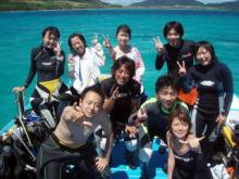 本日も石垣島でダイビングにハマって頂きました!