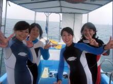 せっかく石垣島まで来たので!ダイビング!に挑戦