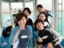石垣島ウエディング!でダイビング!!