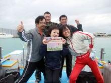 やっぱり記念ダイビングは石垣島で!SEA-TRIPで!!