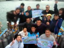 石垣島2009年ラストダイビングもおめでた続き