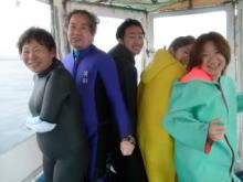 石垣島2009年初極寒・・・でも楽しいダイビング!