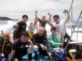 サンゴに、マンタに、石垣島大満喫!!