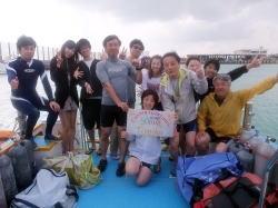 石垣島発?竹富島?黒島へ・・・3島巡りダイビング!!!