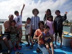 石垣島 ダイビング 夏休みチビッコ祭り!!