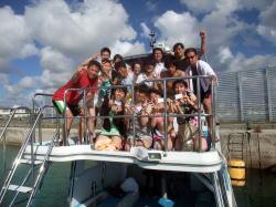 石垣島 ダイビング 楽しい8月31日☆