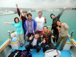 石垣島 ダイビング 楽しいファンダイブ♪