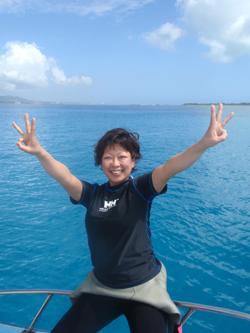 石垣島 ダイビング この上ない幸せ~~~~~~~~!!!!