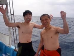 ここは南国石垣島だぜっ!!!