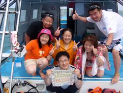 石垣島 ダイビング おめでとう&ありがとう~~~~~~!!!!