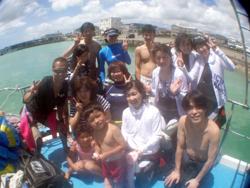 みんなが笑顔になれる海っ!!!