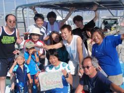 石垣島 ダイビング お祝いマンタぁぁぁぁ!!!!!