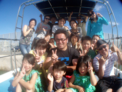 石垣島 ダイビング 楽しい家族を作ろう~~~~~~~!!!!