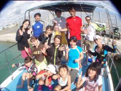 来年も石垣島で会おうねぇぇ!!!!!