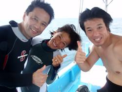石垣島 ダイビング 来てよかったぁぁぁぁ!!!!