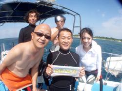 大好きな黒島で・・・・おめでとう~~~~~~~~!!!!!