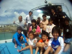 石垣島 ダイビング 待ちに待った夏休みが・・・・きたぁぁぁぁ!!!
