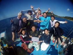 石垣島 ダイビング 超ラッキーーーーーーー!!!!