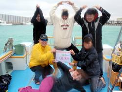 石垣島でダイビング 目標達成ーーーー!!!!