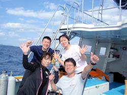 今日の石垣島は海も陸もアツイぜぇぇぇぇ!!!!