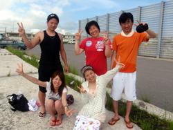 石垣島の海を満喫ーーーー!!!!