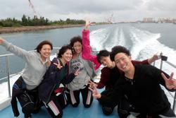卒業旅行は石垣島で!!!