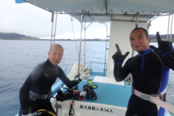 石垣島の海は・・・・