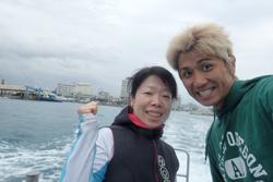 黒島で逢ってきましたぁ☆