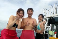 海でよかったぁぁぁ!!!!
