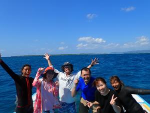 石垣島にはやっぱり青い空と海が映えるねぇぇ(⌒∇⌒)